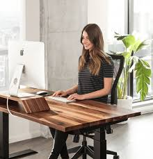 Standing To Sitting Desk Ergonofis Sit Stand Desks