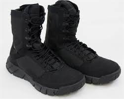 oakley light assault boot demo oakley si light assault boot black size 7