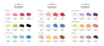 color swatches color swatches altenew
