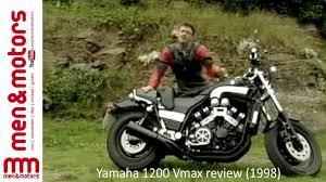 yamaha 1200 v max review 1998 youtube