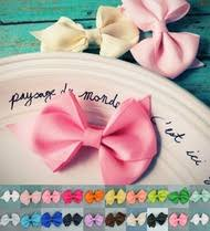 baby hair bows clippie bows and baby hair bows