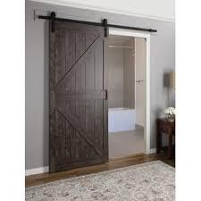 interior sliding barn doors for homes interior doors you ll wayfair