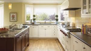 delectable 90 off white kitchen cabinets dark floors design ideas
