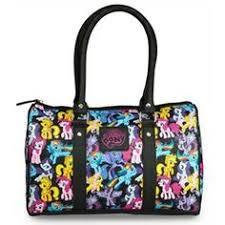 my pony purse my pony retro starshine print fashion tote bag purse and