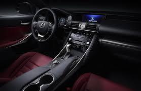 lexus car 2016 interior 2016 lexus is 200t facelift interior indian autos blog
