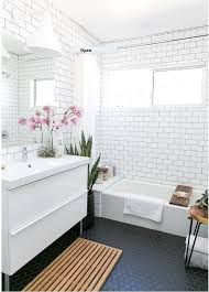 Bathroom Flooring Tile Ideas Best 25 Black Bathroom Floor Ideas On Pinterest Powder Room