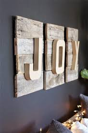 diy reclaimed wood christmas sign read sources diy wood slice