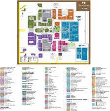 Saks Fifth Avenue Floor Plan by Town Square Map Las Vegas Virginia Map