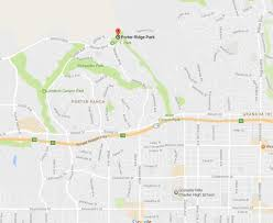 Porter Ranch Map Practice Maps