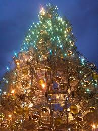 Christmas Tree Made Of Christmas Lights - file a consumermas tree is a christmas tree made of shopping carts