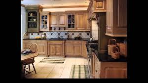 100 Knotty Hickory Kitchen Cabinets Kitchen Red Backsplash