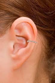 what is ear cuff gold single arrow earring ko