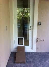 Doggy Doors For Sliding Glass Doors by In Glass Dog Door Fleshroxon Decoration