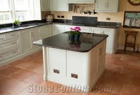 countertop for kitchen island image result for pictures of black granite countertops in kitchens