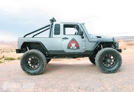 jeep wrangler pickup 2007 jeep wrangler jk unlimited avenger titetop half cab jeeps
