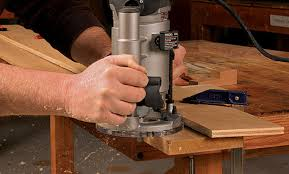 Making Wood Joints With A Router by Jointing Without A Jointer Startwoodworking Com