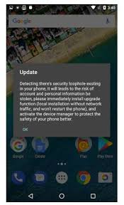 adware android pop up android adware uses social engineering to resist deletion
