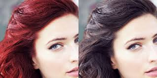 picture editing how to change hair color using paint net