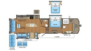 36fbts 5th wheel floor plan