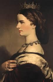 robe de mariã e sissi eduard kaiser elisabeth of bavaria sissi they say she never
