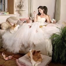 royal wedding dresses for a princess bride u0027brides u0027 magazine may