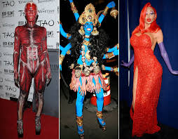 Anatomy Halloween Costumes Heidi Klum U0027s Halloween Costumes Celebrity Galleries