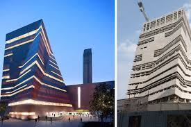 tate moden expansion by herzog de meuron gets 2016 opening date