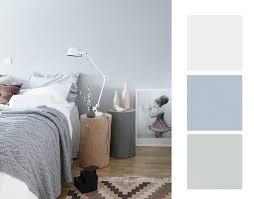 chambre nordique papiers peints pour une chambre scandinave au fil des