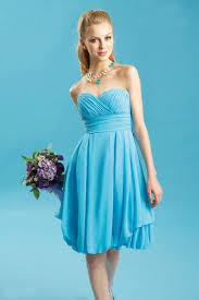 Light Pink Short Bridesmaid Dresses Aqua Blue Short Bridesmaid Dress With Sweetheart Necklinecherry