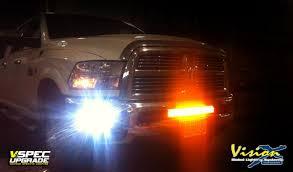 Vision X Light Bar Vision X Lighting U0027s Bright U0026 Easy Led Light Kits For Dodge Ram