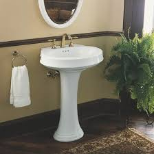bathroom ideas brushed nickel kohler bathroom faucets above round