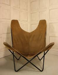 Vintage Butterfly Chair Antiques Atlas Vintage Butterfly Lounge Chair By J Ferrari Hardoy
