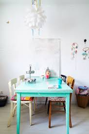colored dining tables picturesque interior and exterior designs