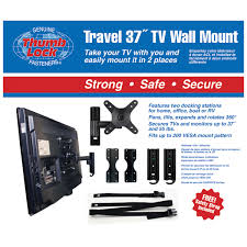 Tv Wall Mount For Rv Travel Tv Mount Up To 37