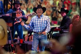 last stop texas for country star george strait the san diego