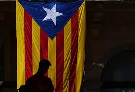 Estelada Flag Catalonia Parliament Votes For Oct 1 Referendum On Split From Spain