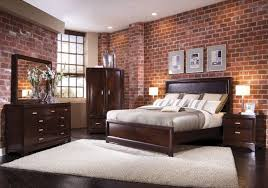 contemporary master bedroom with hardwood floors by barbara
