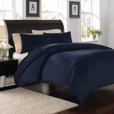royal velvet navy 400 duvet cover set 100 cotton bed bath