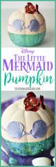 disney the little mermaid pumpkin the farm gabs