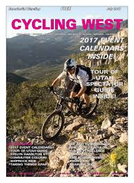 Utah travel organizer images Cycling west and cycling utah 39 s july 2017 issue is now available jpg