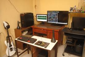 Home Office   Modern Office Interior Design Home Offices - Built in home office designs