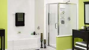 Acrylic Shower Doors 5 Questions For Choosing An Acrylic Bathtub Surround Angie S List
