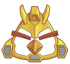 image bumblebee head transparent png angry birds wiki fandom