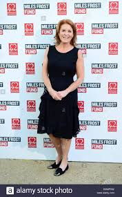sarah ferguson duchess of york attending the frost summer party