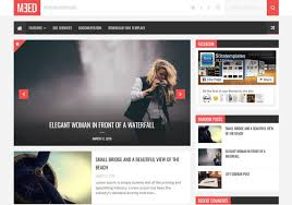 meed blogger template u2022 blogspot templates 2018
