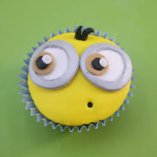 Minion Cake Decorations Minion Cupcake Tutorial Despicable Me Cake Ideas