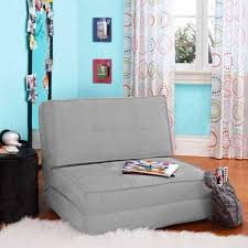 kids teens convertible flip small space lounge chair bed lounge