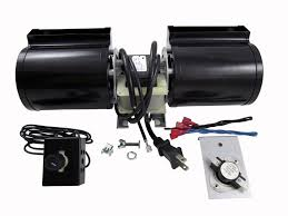 tjernlund 950 3315 gfk 160 fireplace blower only replacement motor