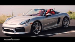 porsche spyder 2016 porsche boxster spyder is one hell of an arachnid
