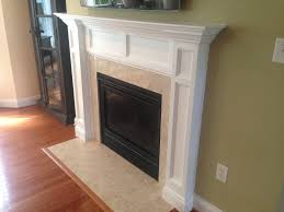 custom fireplace mantels installed in richmond virginia